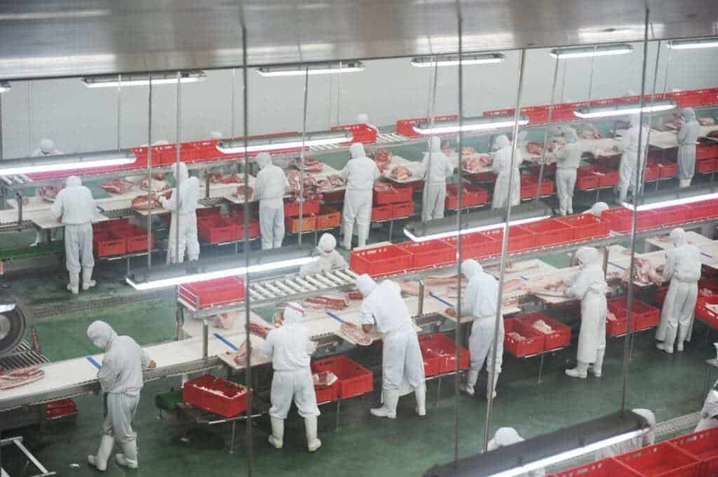 """Food Industry Implement People Safety in the """"Work Warm-up Schedule"""" With RFID"""