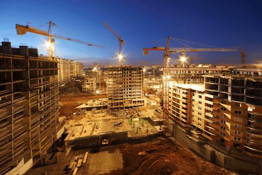 RFID Asset Management on Construction sites