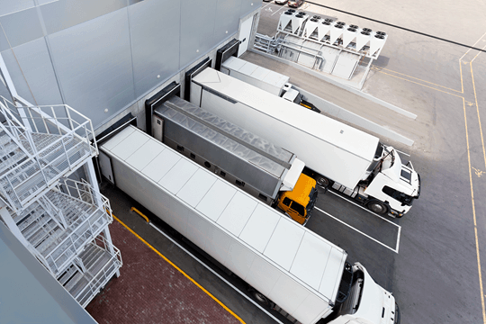 Supply chain management application using RFID