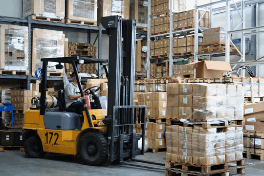Automate shipping and receiving processes for optimal efficiency
