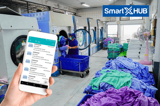 Top Hospital Gain Intelligent Control of Linens and Uniforms