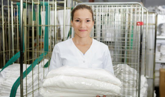 How hospitality business improves laundry management with RFID?