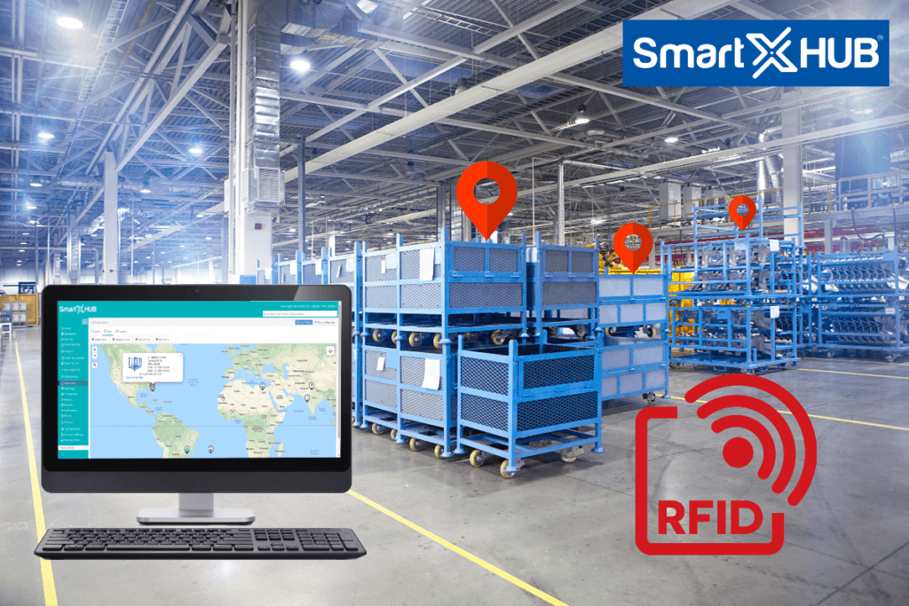 How Auto Manufacturer is Leveraging RAIN RFID for RTIs Tracking