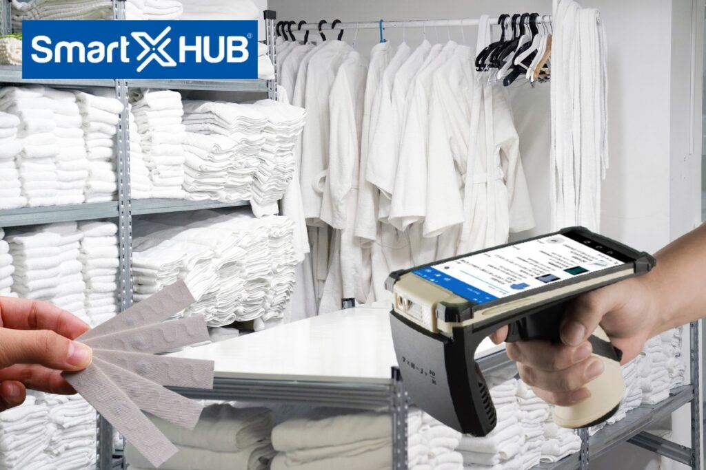 How to Select a UHF-RFID Linen Management Applications
